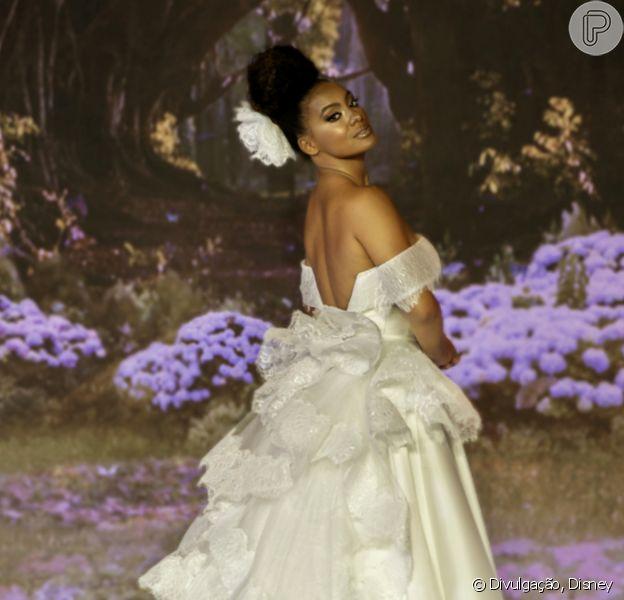 Noiva e princesa: Bela, Tiana e mais protagonistas da Disney inspiram vestidos de casamento