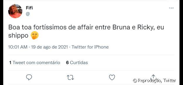 Bruna Marquezine e Ricky Tavares são vistos juntos e web apoia