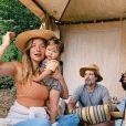 Giovanna Ewbank e Bruno Gagliasso são pais de Titi, 8 de anos, Bless, de 6 e Zyan, de 1