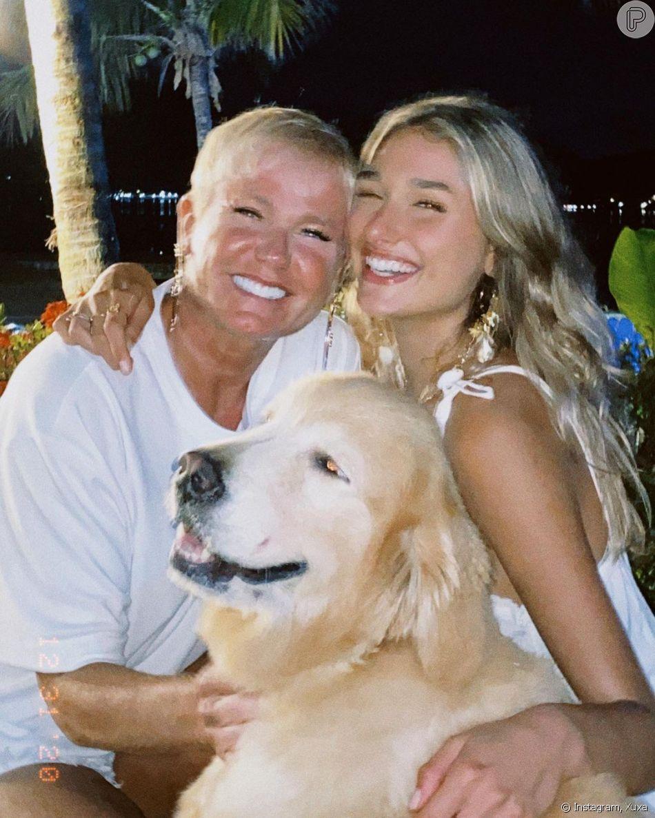 Sasha é filha de Luciano Szafir com Xuxa