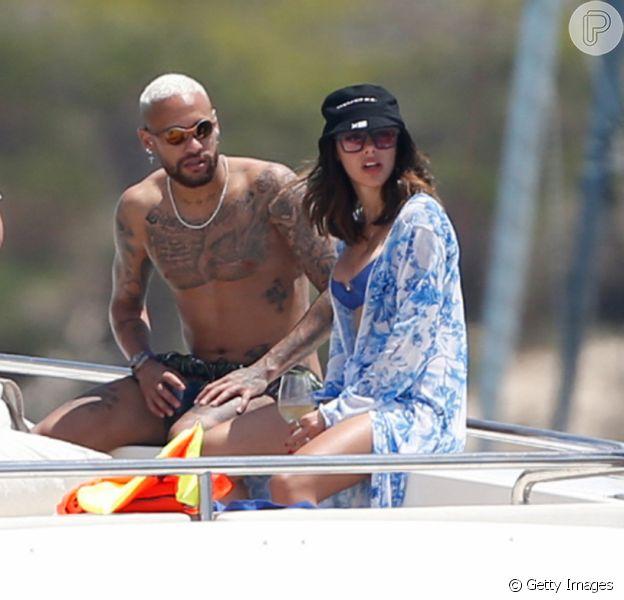 Neymar está namorando? Fãs reúnem 'provas' para oficializar relação com Bruna Biancardi