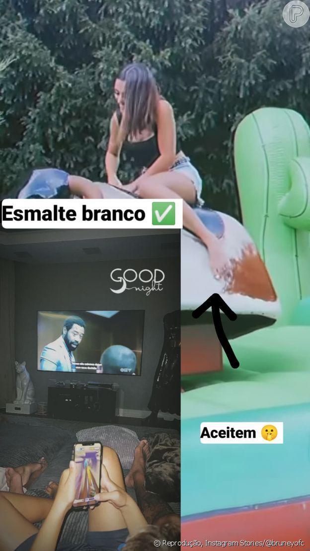 Fãs de Neymar torcem por romance com Bruna Biancardi