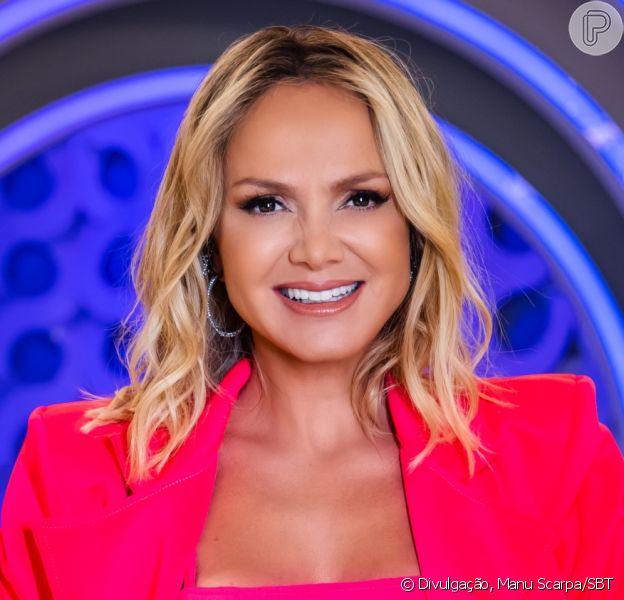 Eliana comemorou 12 anos de programa e 30 anos como apresentadora