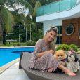 Poliana destacou que nenhum dos seus outros cachorros substituirá a pequena Petra, que se afogou