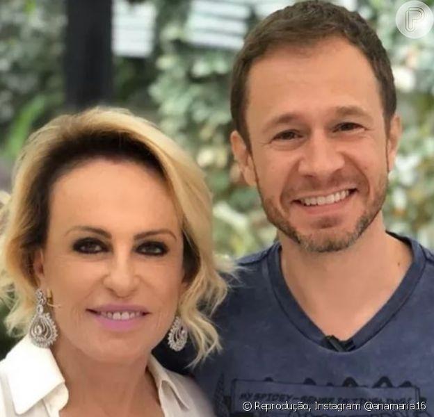 Tiago Leifert explicou para Ana Maria Braga sua decisão de sair da Globo após o 'The Voice Brasil' em 23 de dezembro