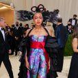 A tenista Naomi Osaka usou look com inspiração futurista