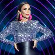 Ivete Sangalo comanda o reality 'The Masked Singer Brasil'