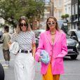 Cores da moda: laranja, rosa e mais inspirações vindas de Milão