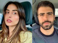 Letícia Almeida e Juliano Laham conversam por vídeo e amiga entrega: 'Romance'. Veja!