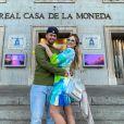 Virginia Fonseca e Zé Felipe estão fazendo uma viagem em família pela Europa