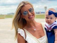 Ana Paula Siebert revela desejo de ter mais filhos e motivo pelo qual decidiu parar em Vicky