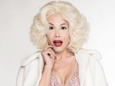 Juliana Knust volta aos palcos como Marilyn Monroe e cita desafio: '1ª vez que canto'