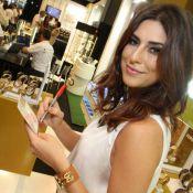 Fernanda Paes Leme está solteira após fim de namoro com Bruno Martins