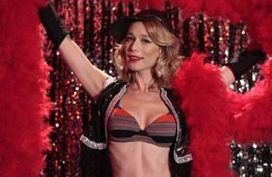 Mariana Ximenes exibe corpo sarado em cena: 'Minha academia é 'Guerra dos Sexos'