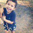 'Eu te amo, mamãe', declarou de maneira inesperada José Marcus à sua mamãe Wanessa