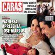 José Marcus nasceu no dia 5 de janeiro de 2012 na maternidade  Pro Matre, em São Paulo. O menino nasceu de cesárea pesando 3,6Kg