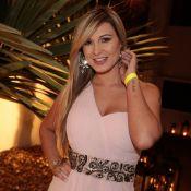 Se recuperando em casa, Andressa Urach pede perdão: 'Quero reparar meus erros'