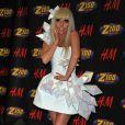 Ainda no início da carreira, em 2008, Lady Gaga usava looks mais discretos