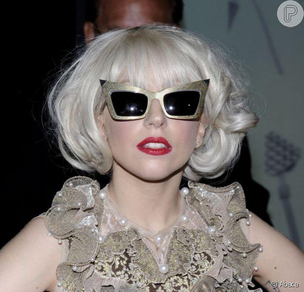 Sempre com um estilo excêntrico, Lady Gaga completa 27 anos nesta quinta-feira 28 de março de 2013