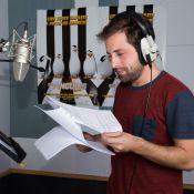 Gregorio Duvivier, ator de 'Porta dos Fundos', dubla foca em filme de animação