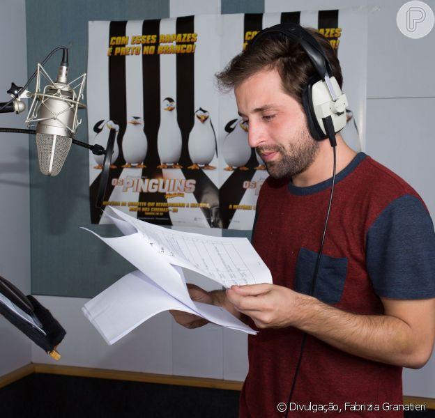 Gregorio Duvivier dubla foca em filme de animação 'Os Pinguins de Madagascar' com estreia prevista para janeiro de 2015