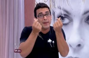 André Marques conta que jogou na Mega-Sena com 2 amigos: 'Só sobraram mil reais'