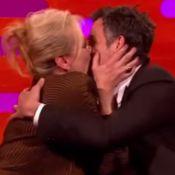 Meryl Streep recebe elogio de Mark Ruffalo e beija ator em programa de TV