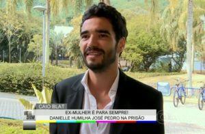 Caio Blat vibra com aproximação de Cora e Zé Pedro em 'Império': 'Divertido'
