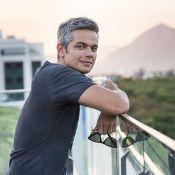Otaviano Costa comenta sua relação com a enteada e a filha: 'Sou linha dura'