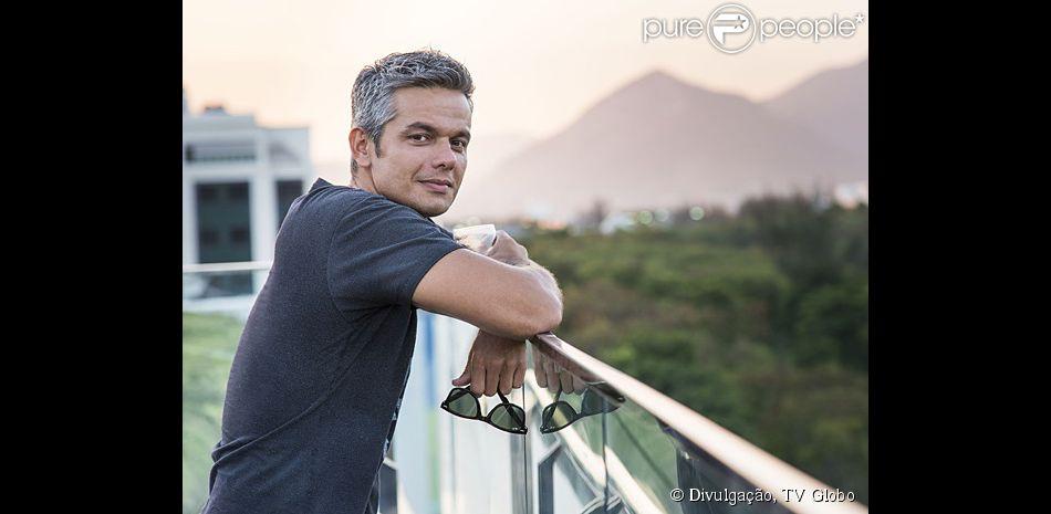 Otaviano Costa contou que sabe impor limites para a filha e enteada: 'Sou o educador e mantenho a linha dura'