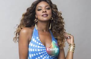 Cris Vianna virá como rainha africana no Carnaval e usará fantasia de R$ 70 mil