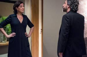 'Império': Marta descobre que José Alfredo está vivo antes de casar com Maurílio