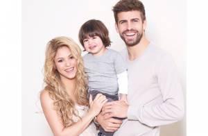 Filho de Shakira e Gerard Piqué, Milan faz aniversário de 2 anos. Veja fotos!