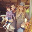 Pais de Milan e à espera de mais um menino, Shakira ainda pensa em engravidar de uma menina