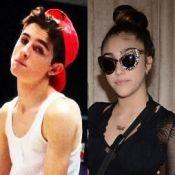 Lourdes Maria, filha de Madonna, está namorando ator de 'Homeland'