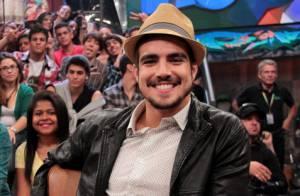 Caio Castro comenta preparação para novela 'I love Paraisópolis':'Rouco há dias'