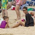 Halle Berry já é mãe de Nahla, de 5 anos