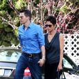 Halle Berry está grávida de seu noivo Olivier Martinez, em 5 de abril de 2013