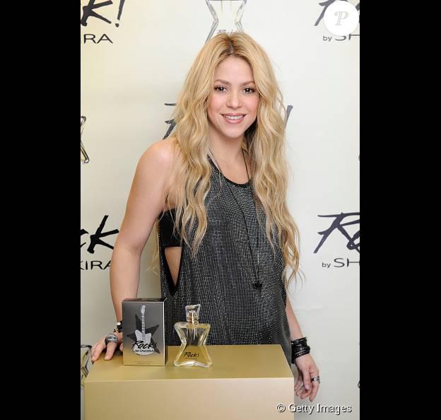 Shakira completa 38 anos nesta segunda-feira, 2 de fevereiro de 2015