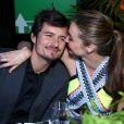 Miranda Kerr é casada com o ator de Hollywood Orlando Bloom