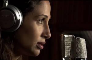 Camila Pitanga ataca de cantora na trilha de 'Uma História de Amor e Fúria'