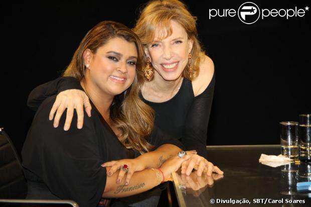 Preta Gil conversa com Marília Gabriela e fala sobre carreira e vida pessoal. O programa vai ao ar em 24 de abril de 2013, no SBT