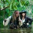 Em 2011, Penélope Cruz trabalhou com Johnny Depp no filme 'Piratas do Caribe 4 - Navegando Em Águas Misteriosas'