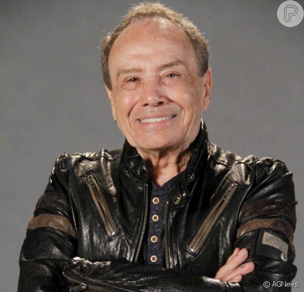 Stênio Garcia completa 81 anos neste domingo, 28 de abril de 2013. Feliz aniversário!