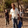 Matthew McConaughey interpreta Mud, no filme homônimo