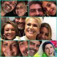 Junno Andrade usou o seu Instagram neste domingo, 8 de março de 2015, para homenagear Xuxa e as mulheres de sua vida: 'Meu respeito, carinho, gratidão e admiração por essas mulheres que fazem nossa vida ter mais sentido, mais colorido, mais significado, mais poesia, mais amor'