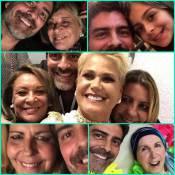 Junno Andrade homenageia Xuxa e mulheres e fãs perguntam por Sasha: 'Confusão'