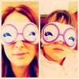 Ticiane Pinheiro publica foto divertida com Rafaella Justus
