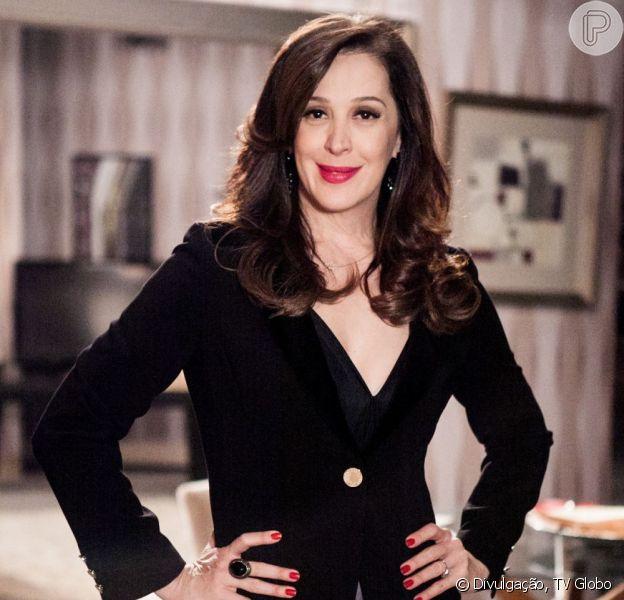 O passado de Lívia (Claudia Raia) é revelado no penúltimo capítulo de'Salve Jorge': a vilã foi stripper na Europa