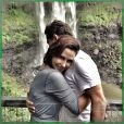 Guilhermina namora o advogado Leonardo Antonelli, irmão da atriz e amiga Giovanna Antonelli